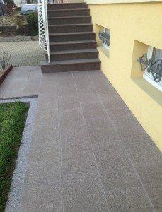 Escalier & dallage