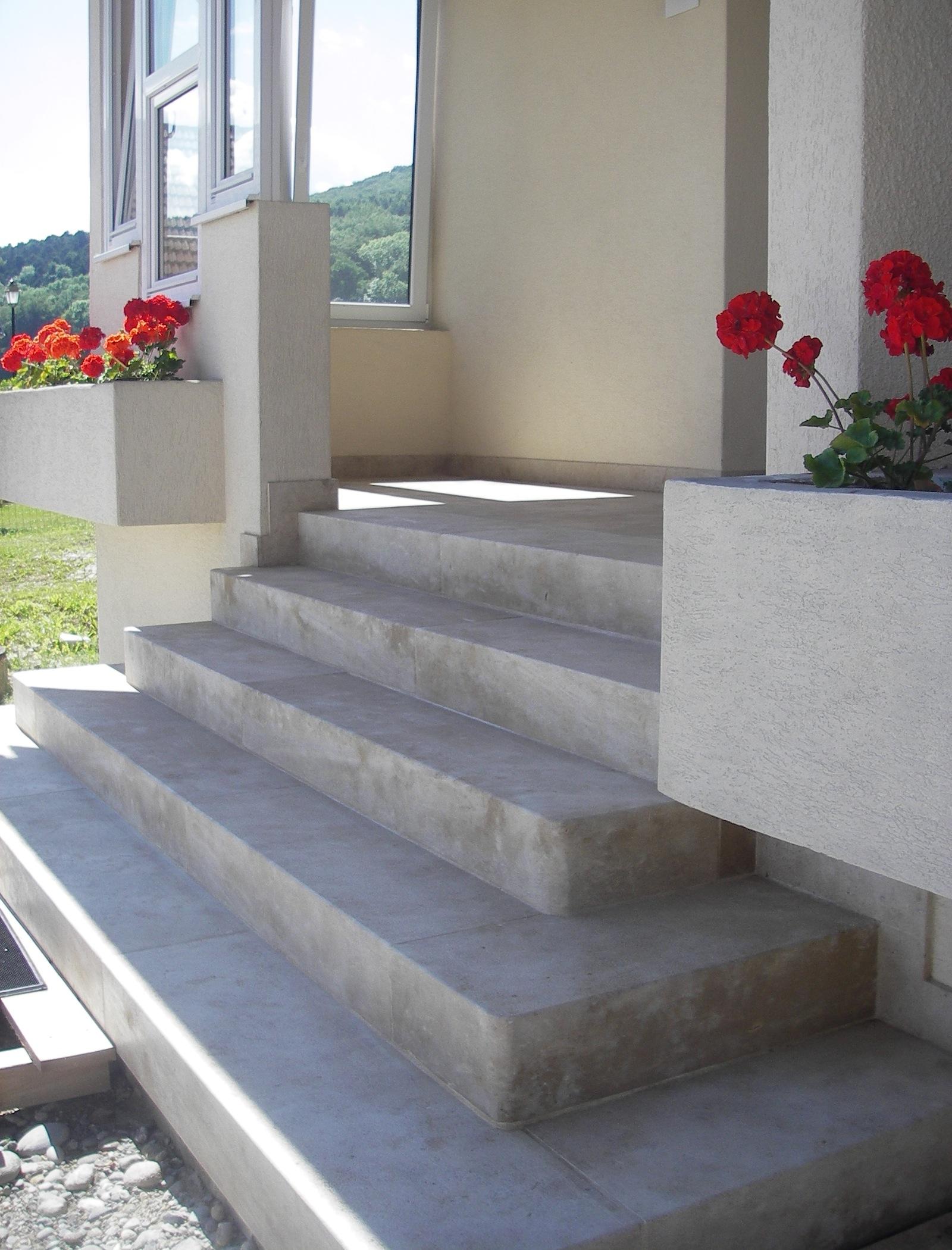 Escalier entree