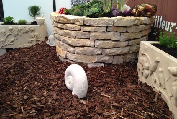 Puit en pierre seche
