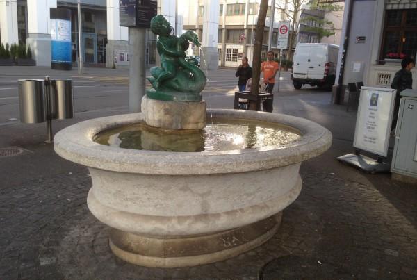 REstauration Fontaine