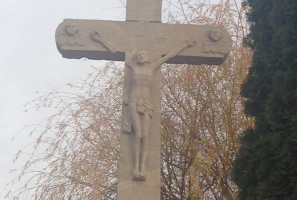 Restauration croix