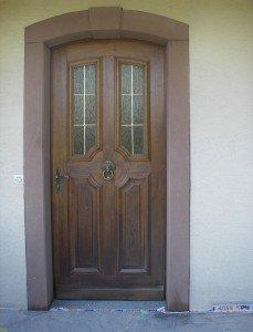 Encadrement de porte2
