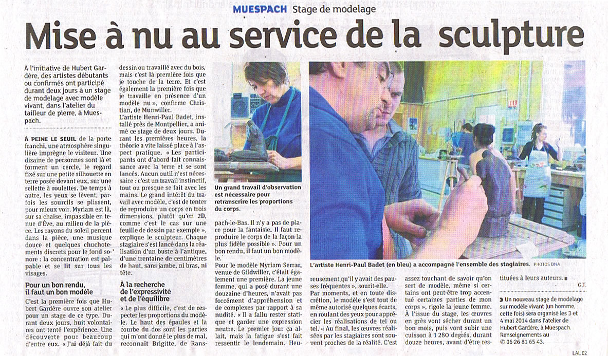 Presse - 22 novembre 2013
